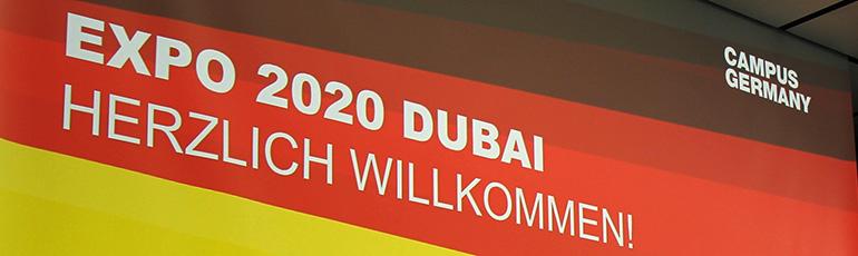 Mailand & Dubai – für Weltausstellungen begeistern