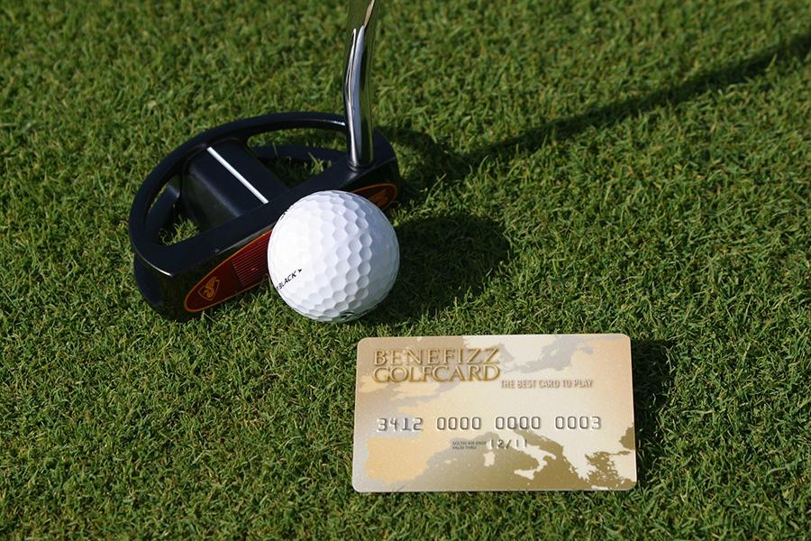 Benefizz Golfcard – eine Karte für die ganze Insel